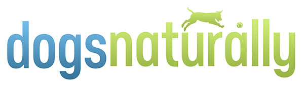Dogs Naturally Magazine Logo