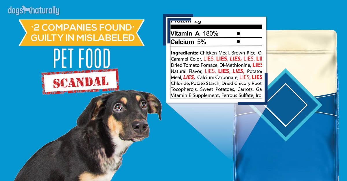 Pet Food Labels